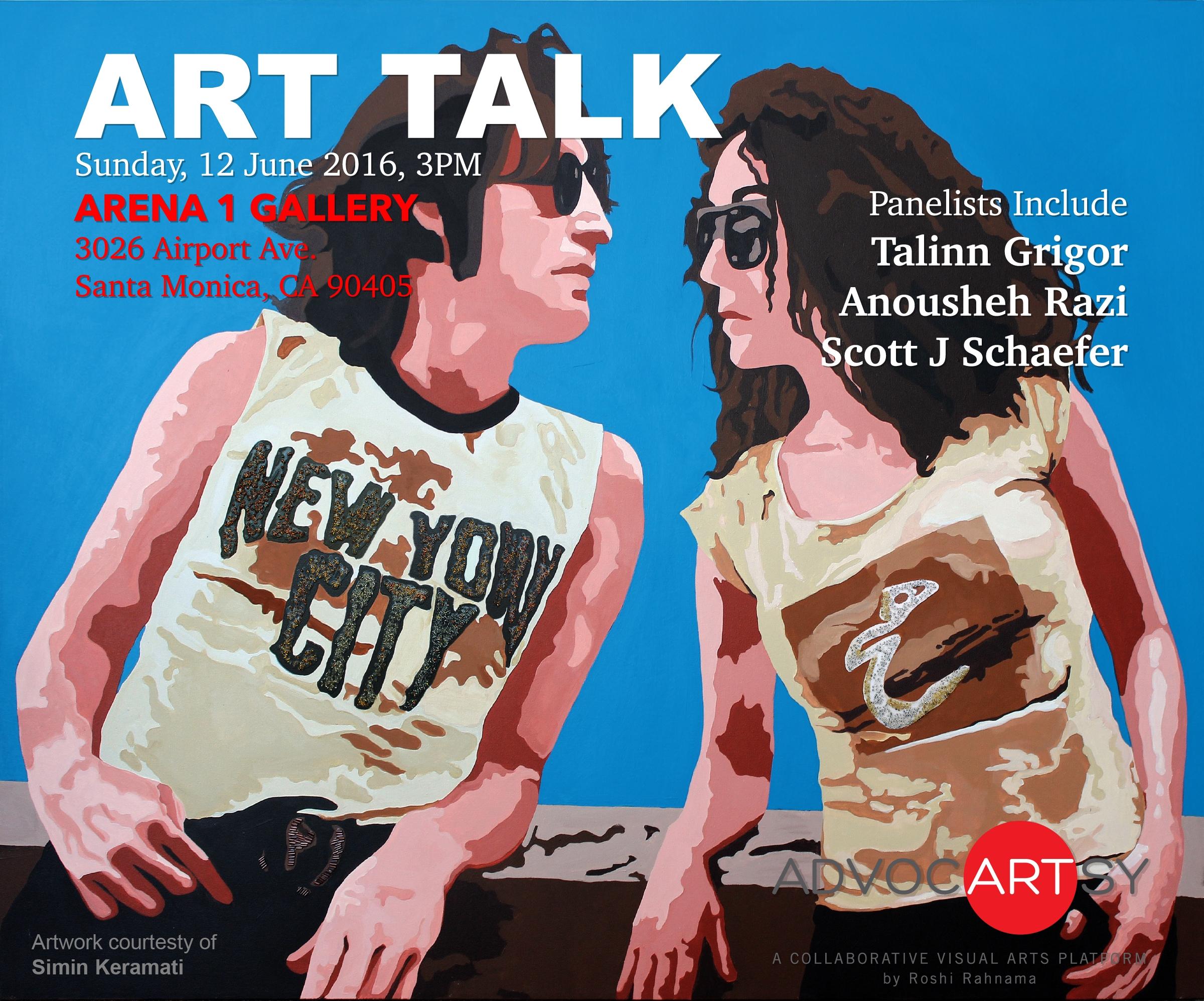 ART TALK promo2