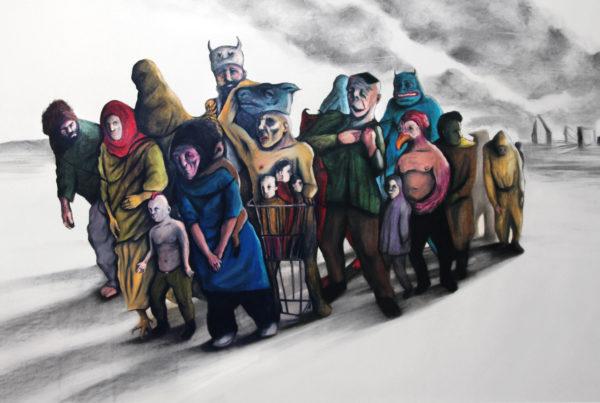 pouya-afshar-iranian-contemporary-art-advocartsy