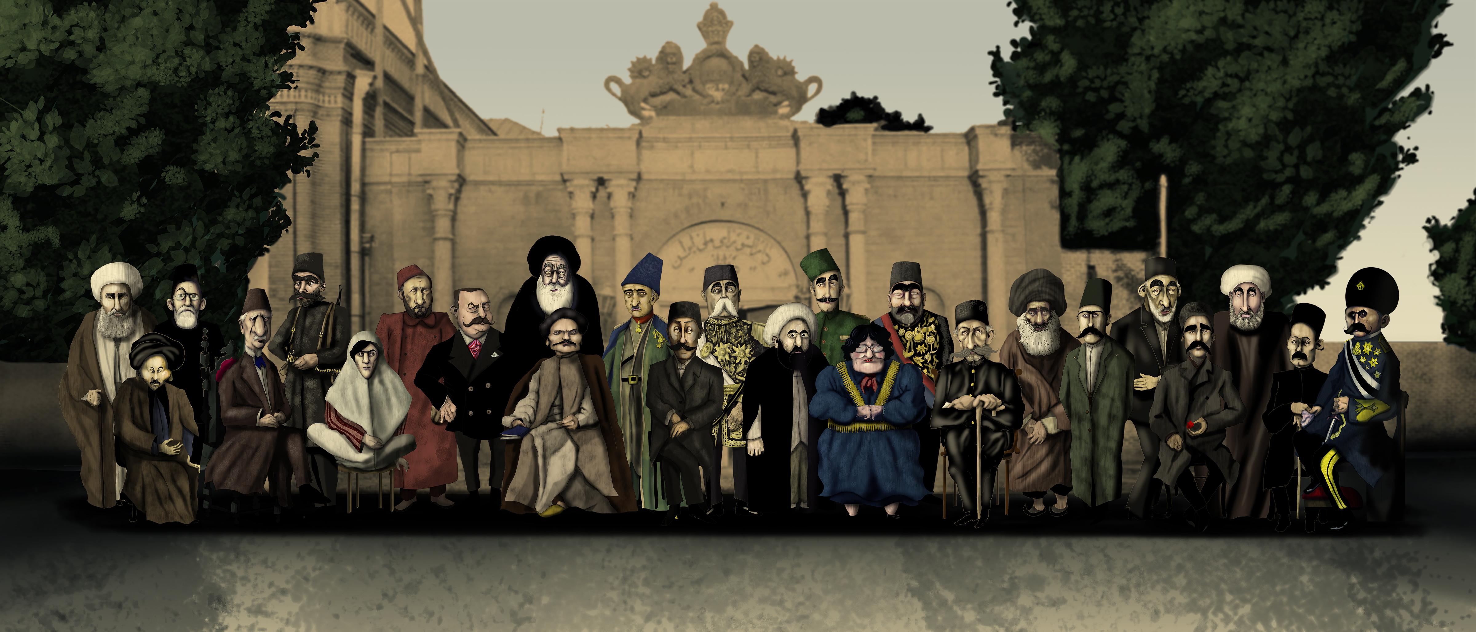 Mashrooteh-Irani-by-Artist-Pouya-Afshar