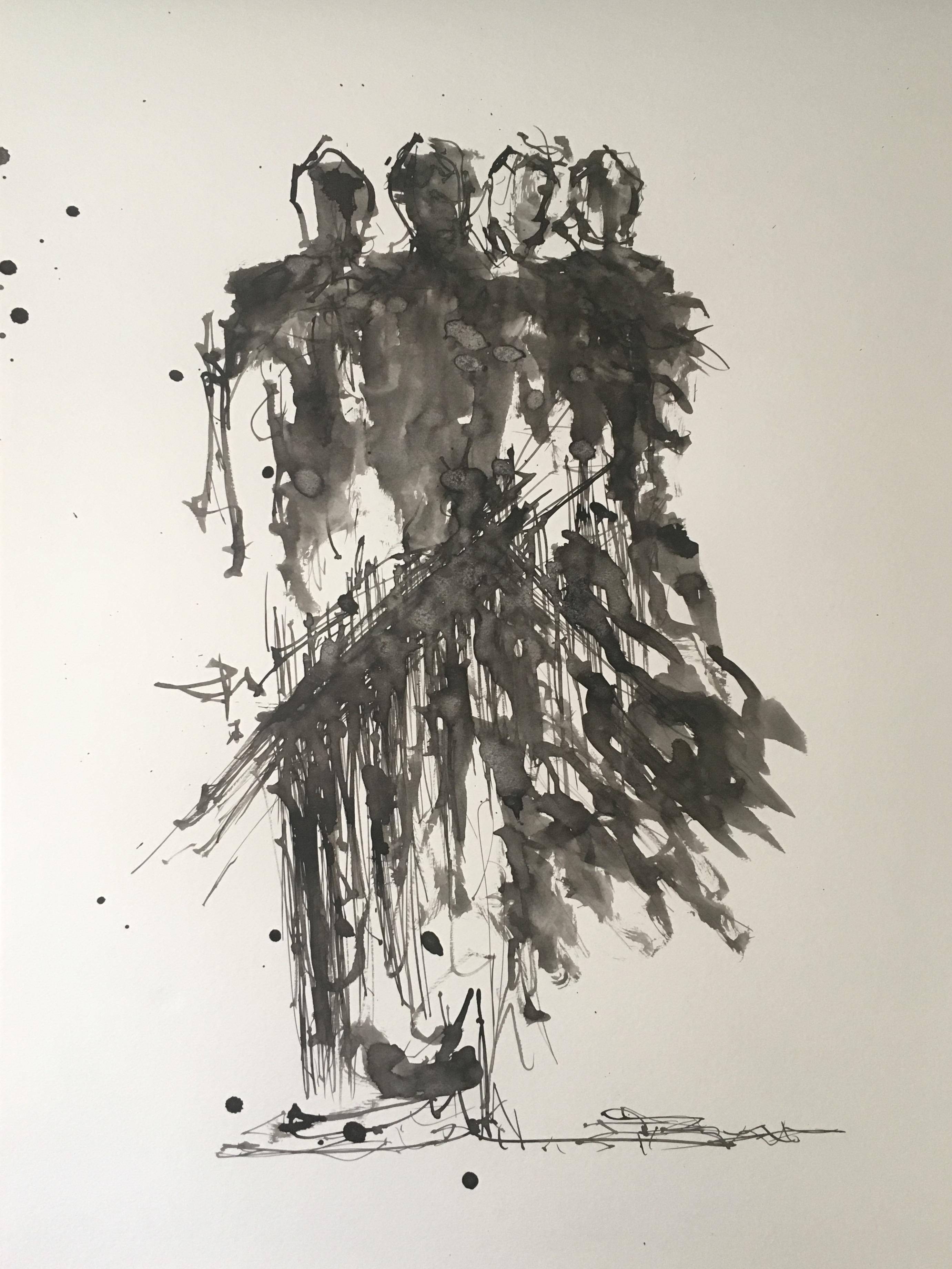 Untitled 5 - Farzad Kohan