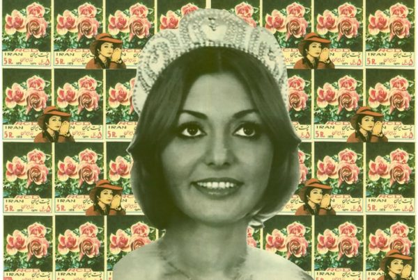 Googoosh-2-Collage-by-Iranian-Artist-Afsoon