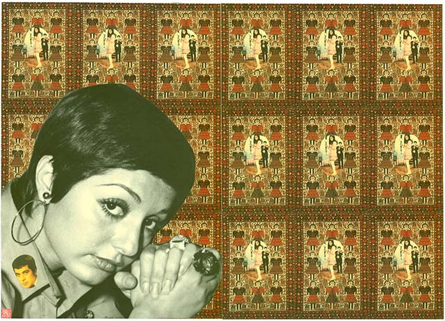 Googoosh-3-Collage-by-Iranian-Artist-Afsoon
