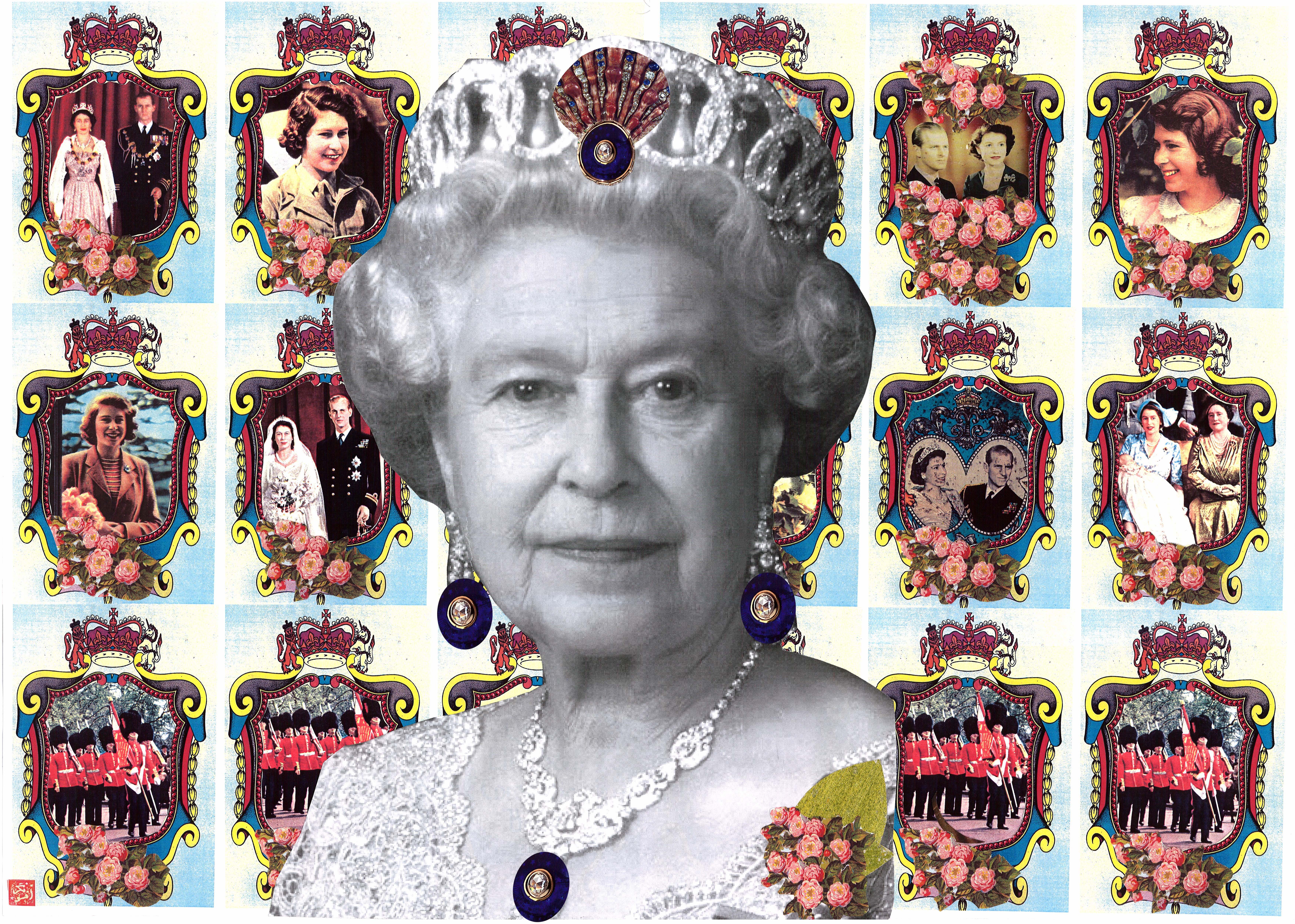 Queen3-Collage-by-Iranian-Artist-Afsoon