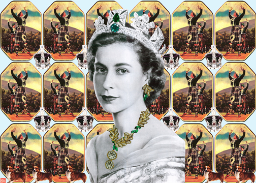 Queen2-Collage-by-Iranian-Artist-Afsoon