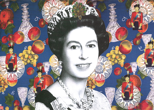 Queen1-Collage-by-Iranian-Artist-Afsoon